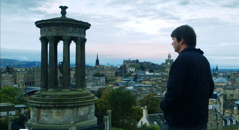 Crime novelist Ian Rankin looks at the city of Edinburgh.