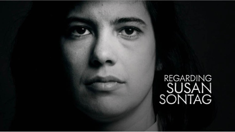 Regarding Susan Sontag, a documentary about the U.S. writer and intellectual, will be shown in Montreal on Monday, March 30, 2015, by Cinema Politica.