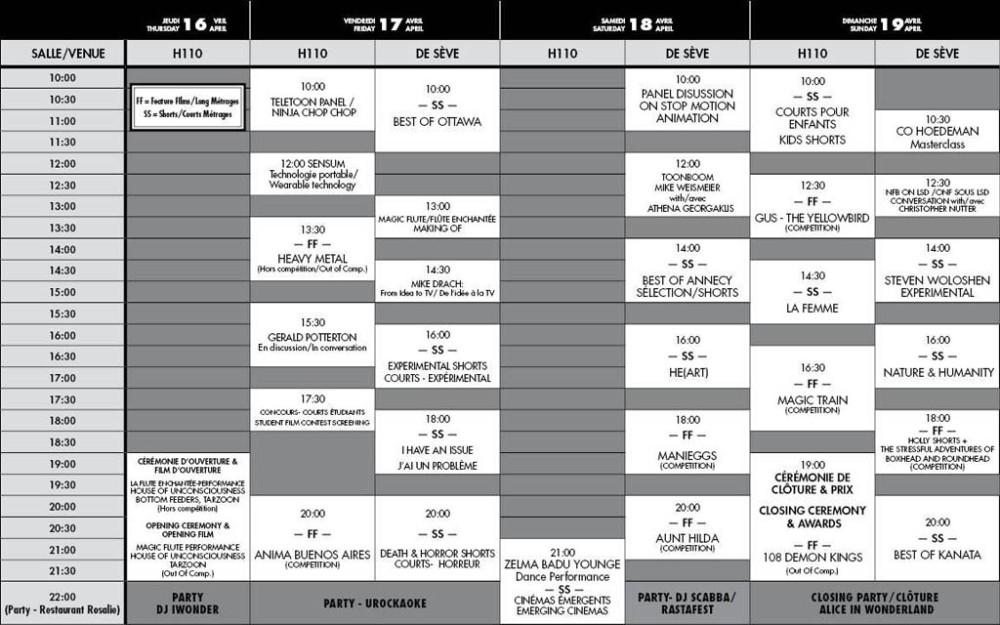MIAFF schedule 1024