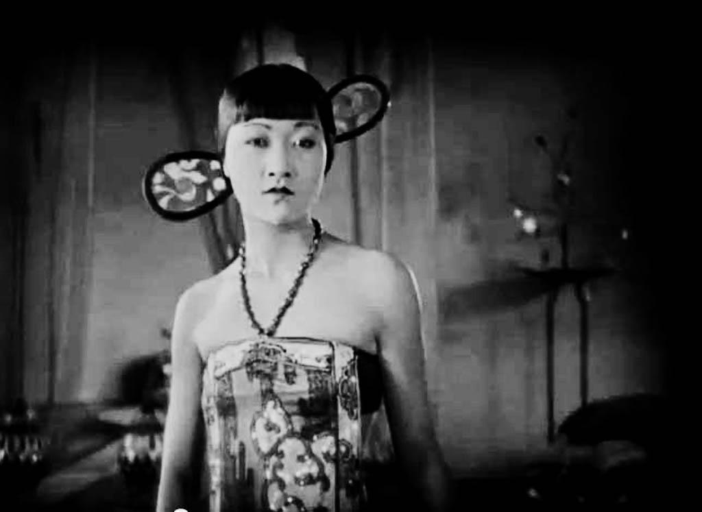 Anna May Wong in The Thief of Bagdad.