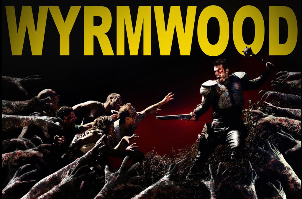 "Wyrmwood has been described as ""Mad Max meets Dawn of the Dead."""