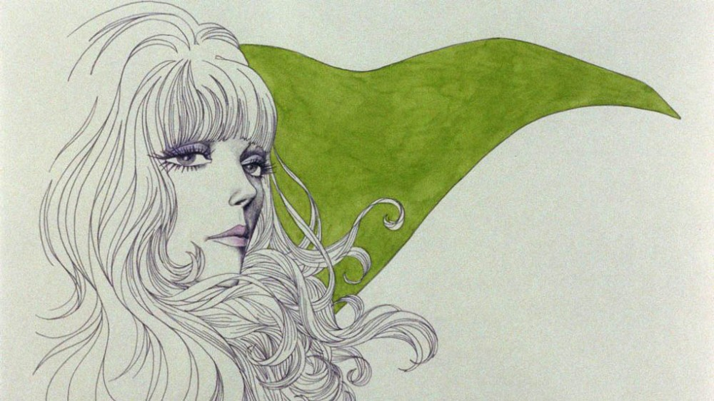 An image from the Japanese animated film Belladonna of Sadness.