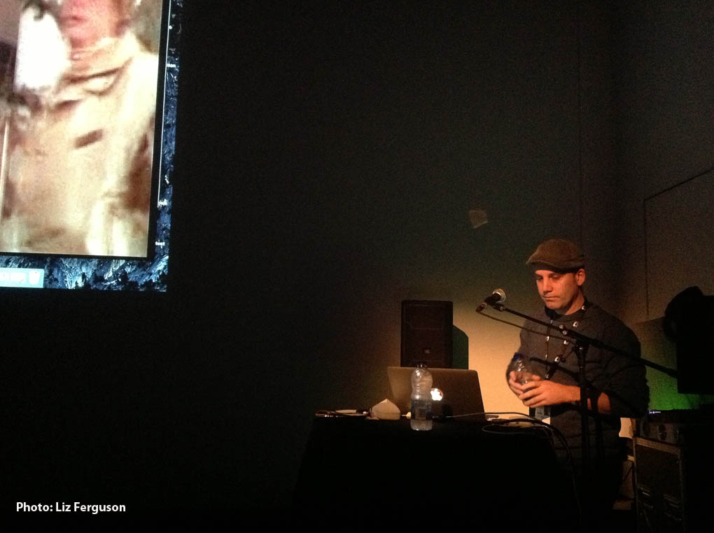 Director Brett Gaylor explains the Do Not Track interactive web documentary at RIDM, Montreal's documentary film festival.