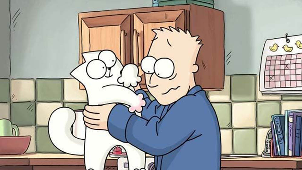 DJ XL5's Vibraslap Zappin' Party at the Fantasia International Film Festival will include four episodes of festival favourite Simon's Cat. That Zappin Party happens at 10 p.m. on Wednesday, July 27, 2016.