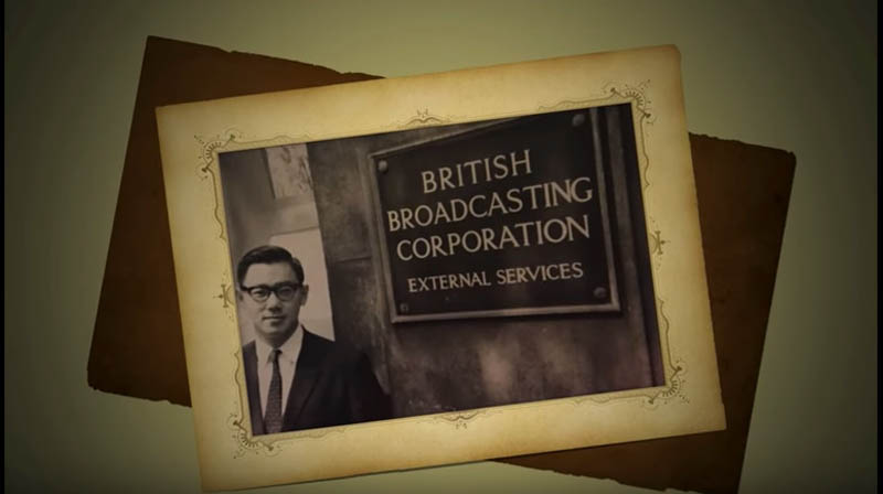 Akira Shigematsu worked for the BBC in London before he moved to Montreal with his family.