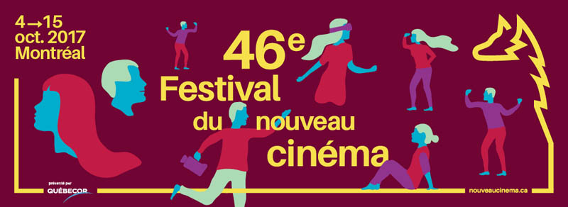 The Festival du nouveau cinéma will run from Oct. 5 to Oct. 15, 2017 in Montreal.